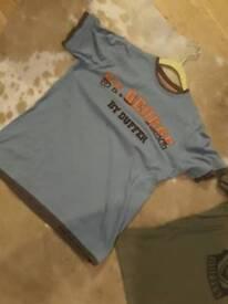 Boys Duffer of St George T-shirts