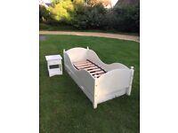 Aspace Single Bed + Truckle + Bedside Table + Wardrobe