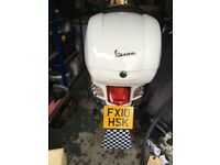 Vespa gts 300 near mint