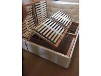 Superking electric adjustable bed 6Ft
