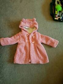 6- 9 months girls jacket