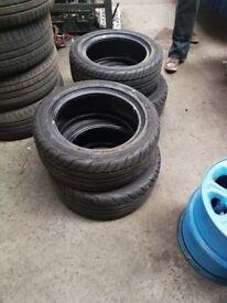 185/55/14 tyres