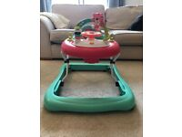 Bright Starts Baby walker - £10 - Originally bought for £40