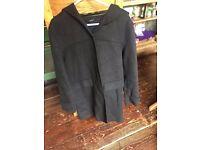 Black light autumn jacket (Zara) - Pre-owned, good condition.