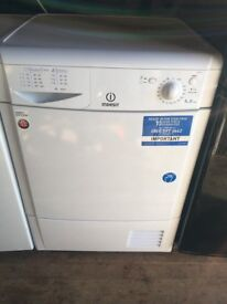 Indesit Condenser Tumble Dryer 8 kg B Class