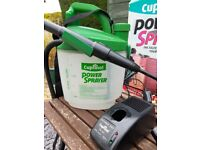Cuprinol Power Fence Sprayer - Cordless