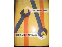 Porsche workshop Manual for Porsche 356B