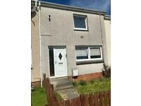To Rent - 2 Bedroom Mid Terraced House - Larkhall - £495 pcm