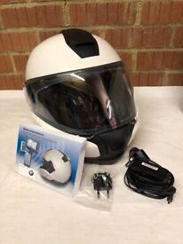 BMW System 6 EVO Motorcycle Helmet