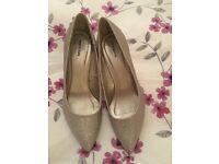 Ladies uk size 5 heels, from monsoon.