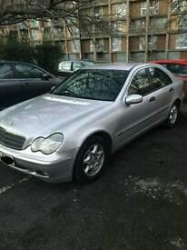 2004 Mercedes C200 CDI