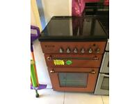55cm gas cooker