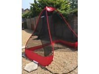 Rukket: Pop-up Golf net w/ball return (10X7X5)