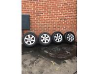 """VW Caddy Genuine 15"""" Alloys"""