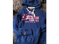Superdry hoody !! Size 10/12 puo