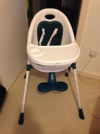 Used Mamas and Papas high chair