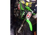 KX 85 SW 2006