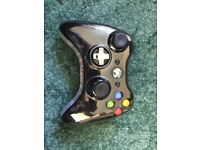 Xbox 360 Wirelss LED Controller.