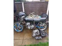Honda CB650Z Spares or Repair Project