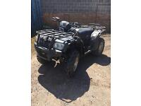 Quadzilla 500 farm quad fully road legal 2011 4x4