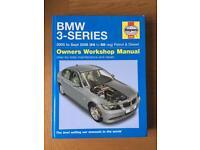 BMW E90 E91 Haynes Manual