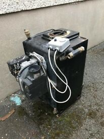 Firebird 120HE Domestic Oil Burner