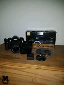 Nikon D3200 18-55 VR II DSLR Camera