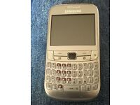 Samsung Chat 357 mobile phone