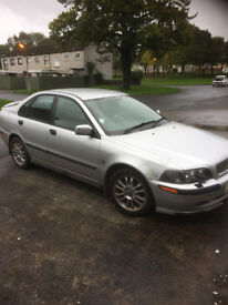 volvo s40 diesel reduced price swap for 600cc bike