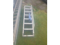 Second HandRamsay ladder for sale.