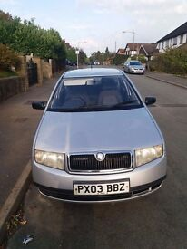 Skoda fabia 1.9diesel 10 month M.O.T 570ono call peter 07435261505