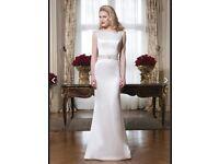 Justin Alexander 8764 sample wedding dress