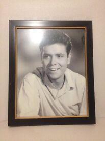Cliff Richard . oringanal photo