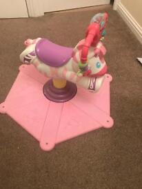 Kids musical bouncer
