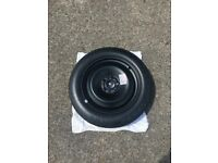 18' space saver wheel for Ford Focus £50