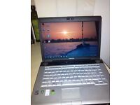 Laptop Toshiba Satellite A200 22C