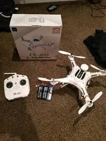 Cx-20 quadcopter