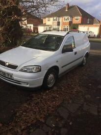 Astra van for swaps