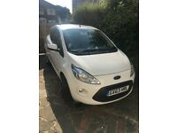 Beautiful White Ford KA, 2013 (63) - Full S/H - Excellent condition