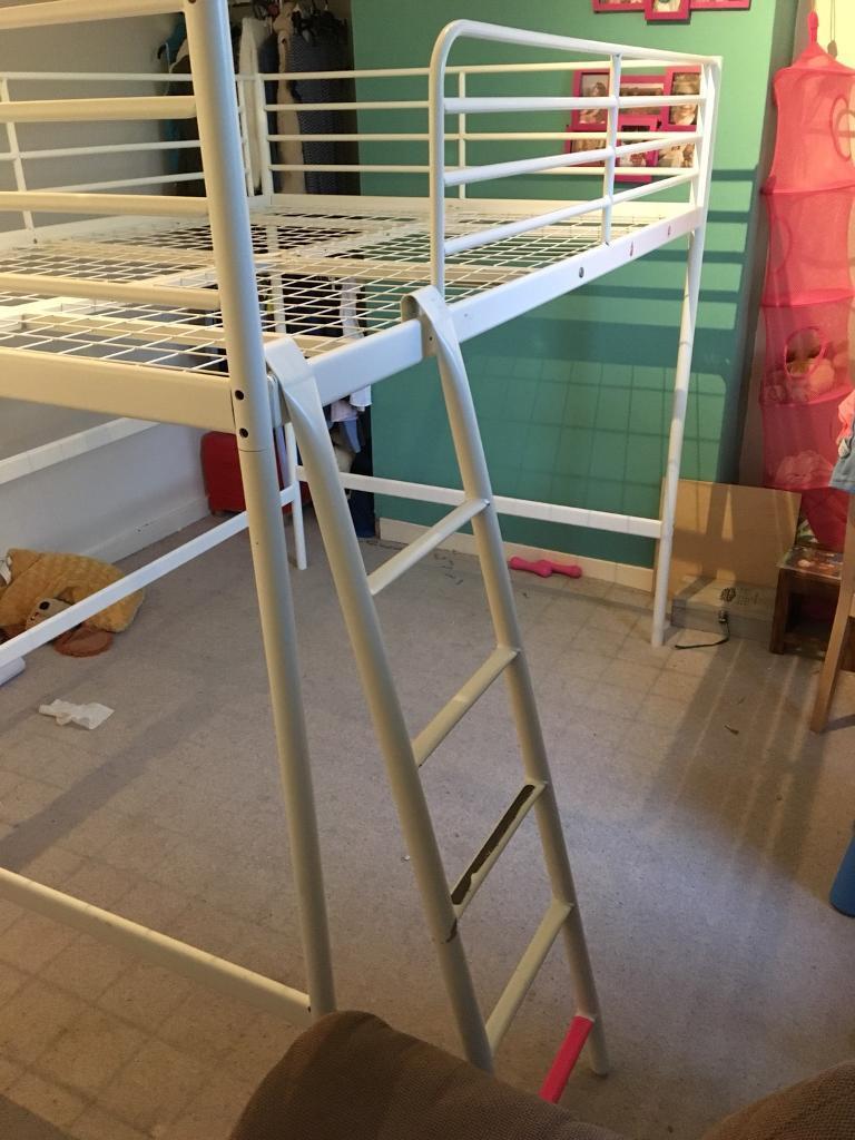 Ikea Tromso Loft Bed Double In Kelvindale Glasgow Gumtree