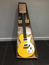 Brand New Yellow Epiphone SL Guitar