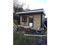 All Building work undertaken