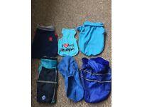 XS / SMALL Dog Bundle puppy clothes coat collar rabbit cat pet
