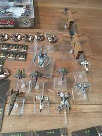 X Wing Boardgame