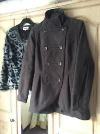 1 Winter Coat & 1 Jacket - (PRICE IS FOR BOTH)