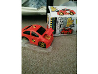 New in BOX Car Crash Dummy Book end/ Door stop I have 2 item (£5 each)