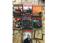 Complete Sopranos DVD Collection