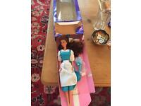 Original 1992 Belle Beauty and the Beast doll