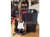 Burswood Guitar and Amplifier