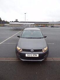 Volkswagen Polo 1.2 S 2013/Petrol/Grey/Manual/ 3 Door/12 Months MOT/Full Service History